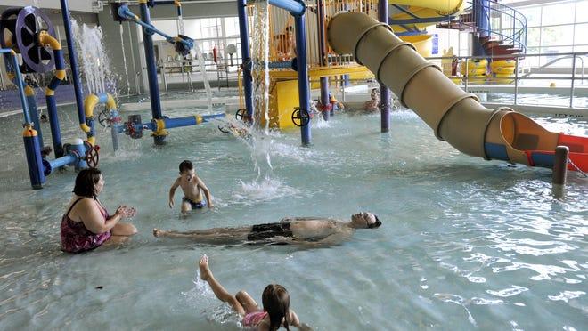 The AquaPlex at the Peoria Riverplex in 2009.