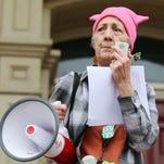 Local activist sues Hollywood actor