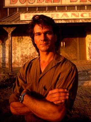 Patrick Swayze in 'Road House.'