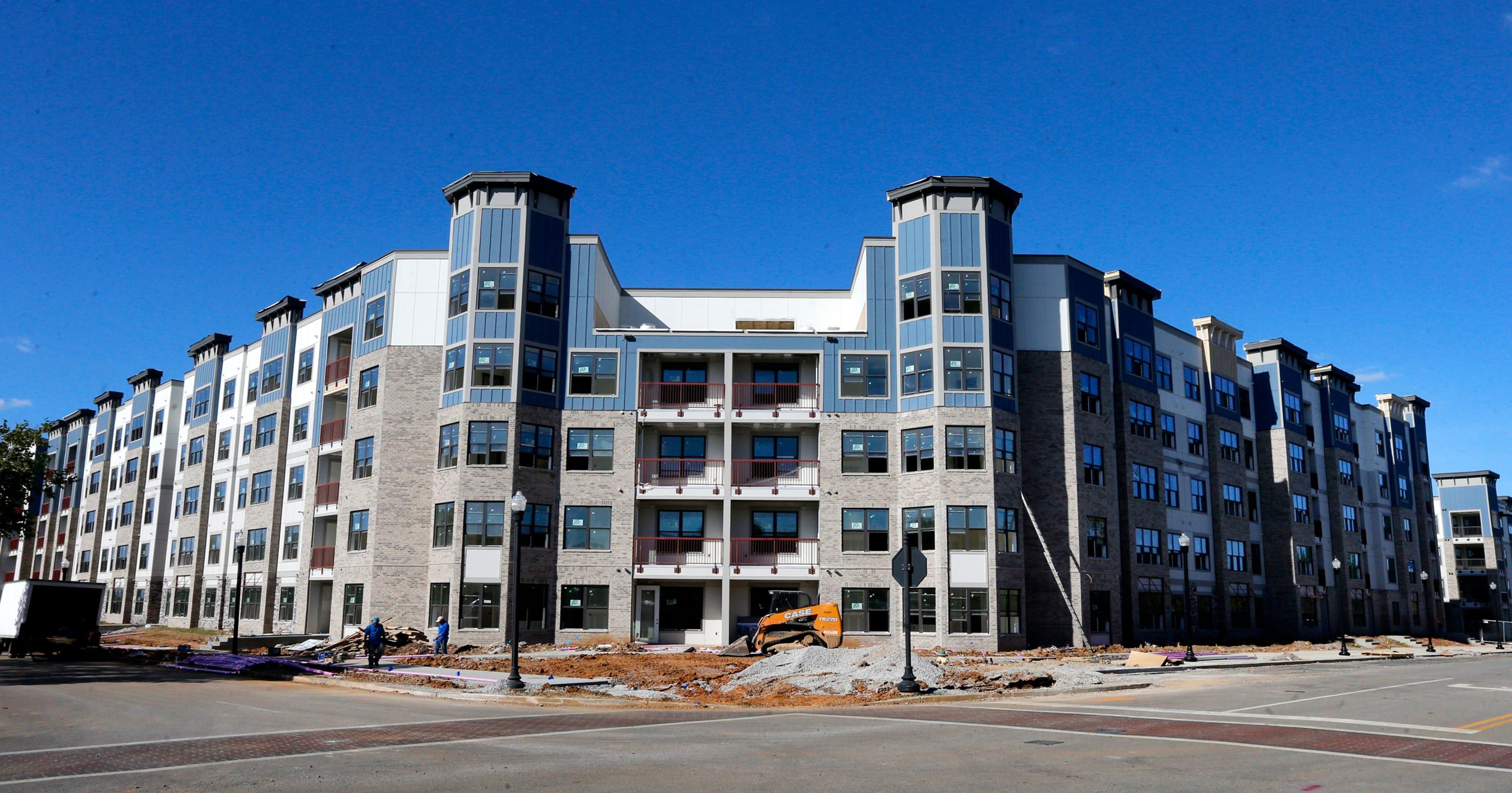 New Murfreesboro Gateway Apartment Complex Planned Near Proposed Krispy Kreme