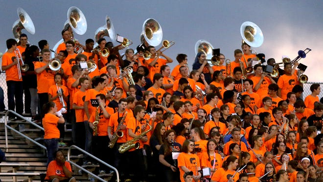 The Blackman High School Band will be holding a marchathon to raise money for new uniforms.