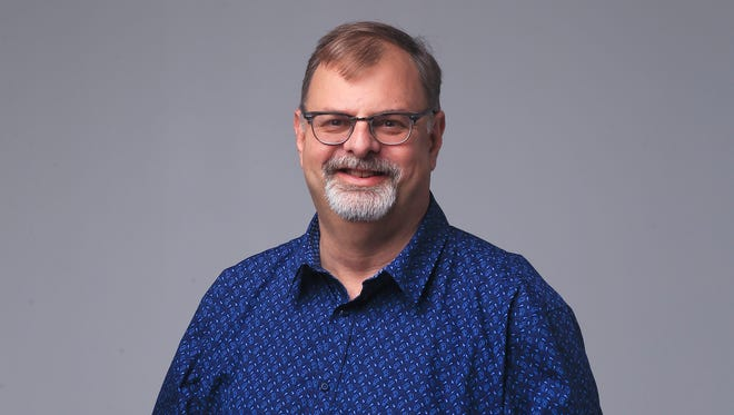 Joe Gerth, new metro columnist for CJ.