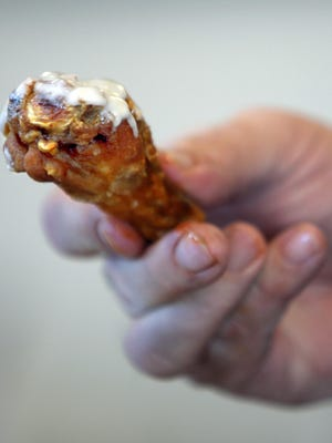 The National Buffalo Wing Festival will feature more than 120 different chicken wings.