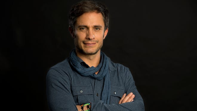 Gael Garcia Bernal, 38, stars in two projects this month: Amazon's 'Mozart in the Jungle' and Chilean film 'Neruda.'