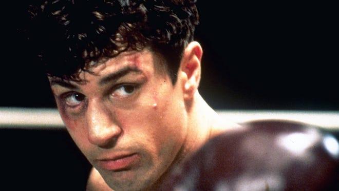 """Robert DeNiro stars in """"Raging Bull."""""""