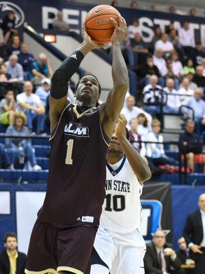 Munnings (1) led ULM in scoring (13.2 ppg) and rebounds (8 pg) and was a third-team All-Sun Belt Conference preseason selection.