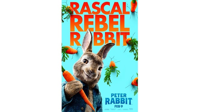 Peter Rabbit releases in Theatres on February 9.