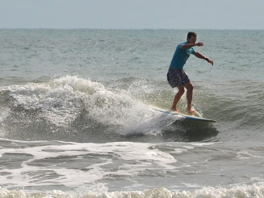 Cocoa Beach Easter Surfing festival