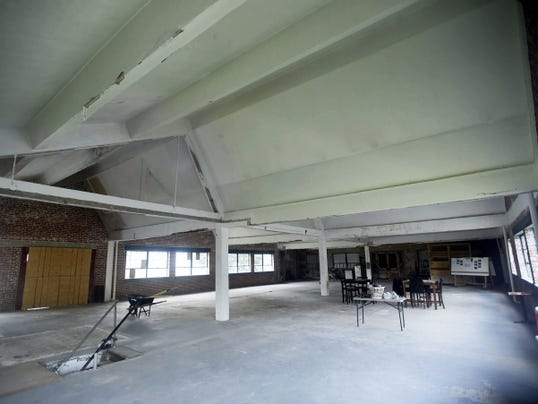 The interior of the NETwork Ministries Community Center located at 419 Hollywell Avenue in Chambersburg on Wednesday.