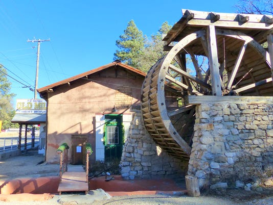 old dowling mill