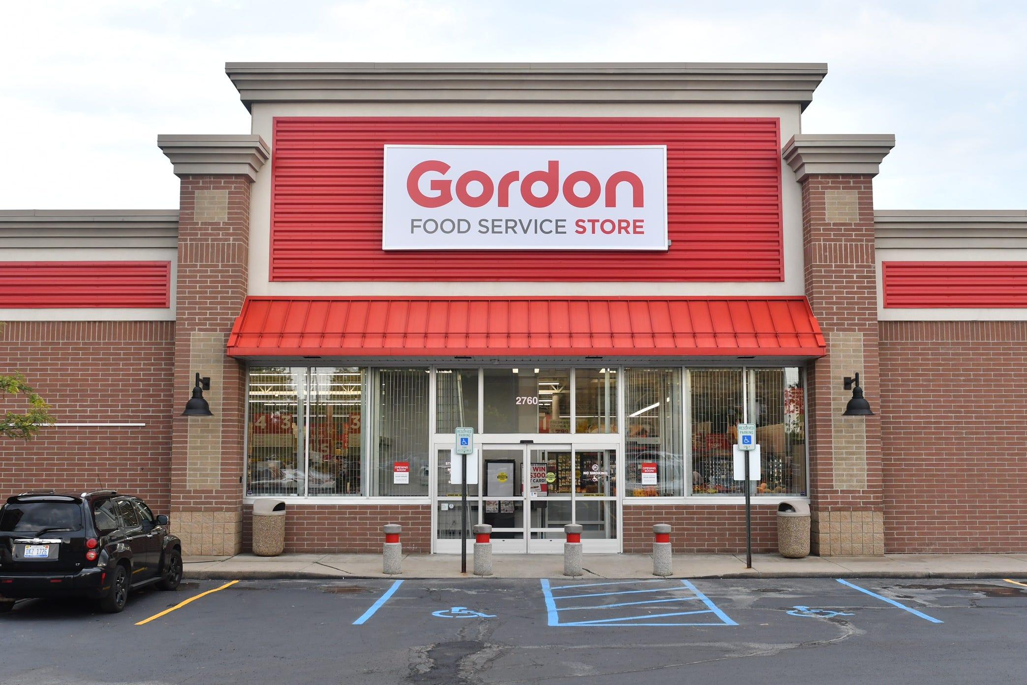 photograph regarding Gordon Food Service Coupons Printable called gordon meals retailer -