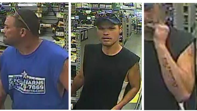 Gallatin police are looking for two suspects wanted in connection to a shoplifting that occurred at Lowes on Saturday.