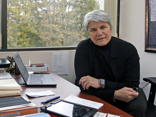 Manon Floquet, owner of Holisticare Hospice, in her