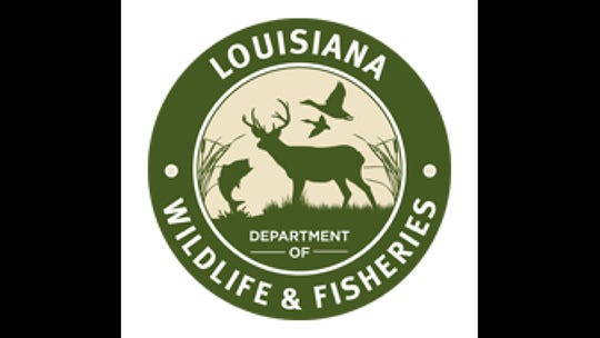 Louisiana Department of Wildlife and Fisheries.