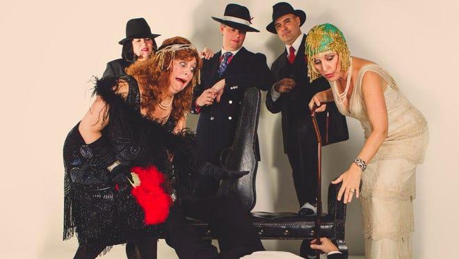 """Mafioso Murders"" takes the dinner theater stage Saturdays, beginning Jan. 24, at Fazio's."