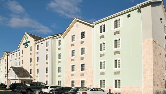 The new WoodSpring Suites Miami Southwestis an extended