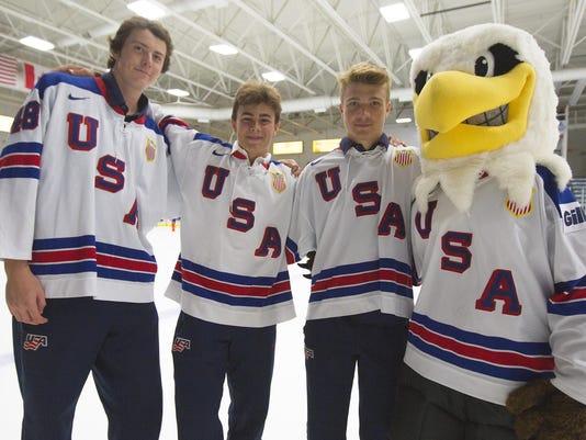 USA Hockey NTDP Open House