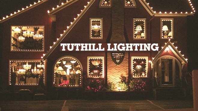 The current location of Tuthill Lighting is at 1689 Monroe Ave. in Brighton.