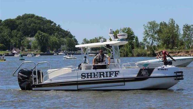 The Allegan County Sheriff's Office is increasing patrols on the water and near recreational boat launches for the Fourth of July weekend.