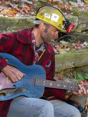 Van Wagner will perform some of the songs he has written about this area during Earth Day at Mill Cove on Saturday.