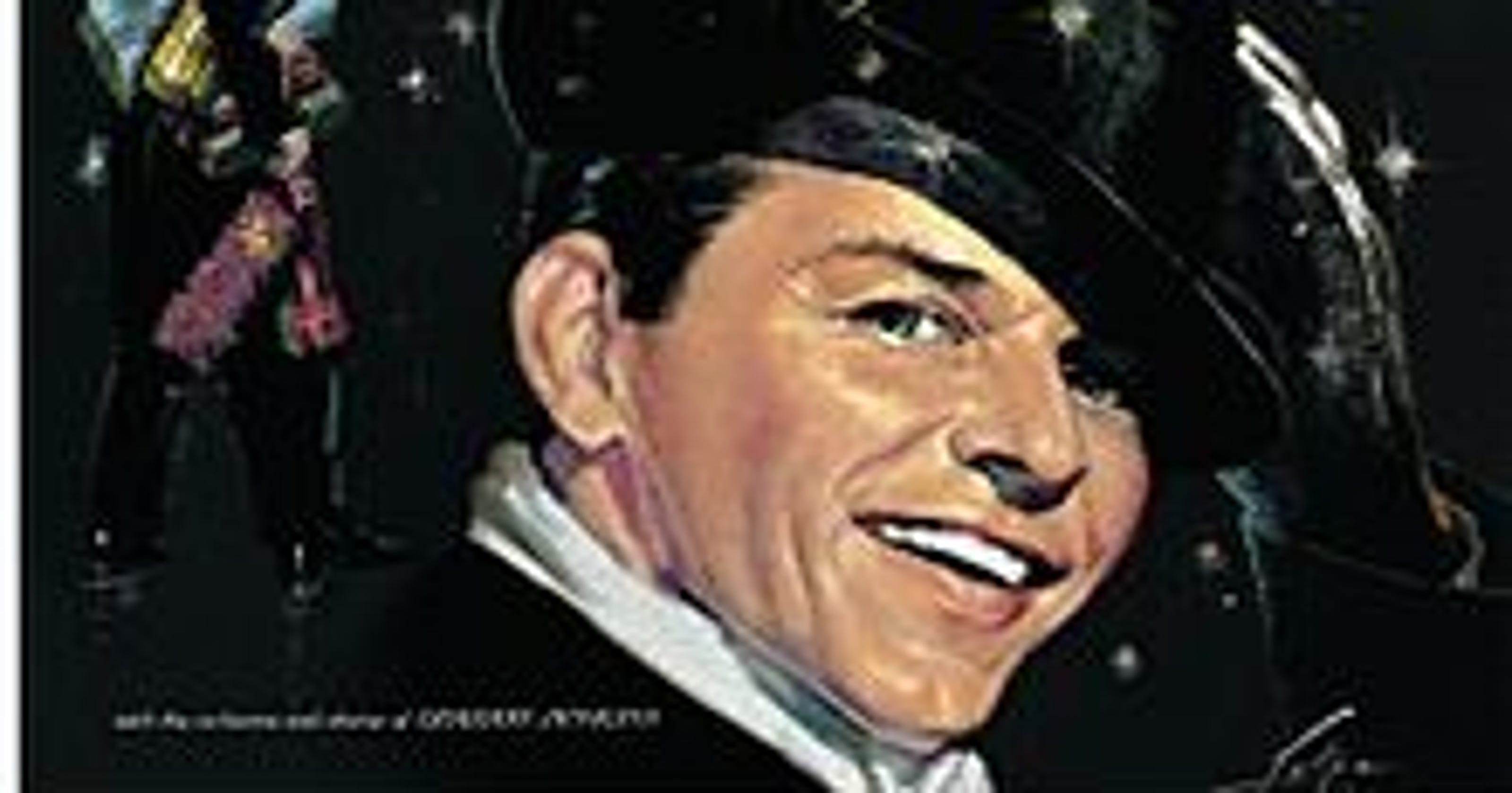 holiday fun in belmar with sinatra centennial tribute - The Sinatra Christmas Album