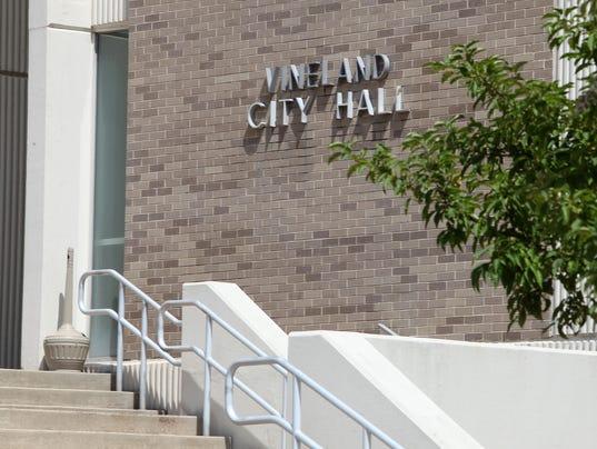 Vineland City Hall carousel