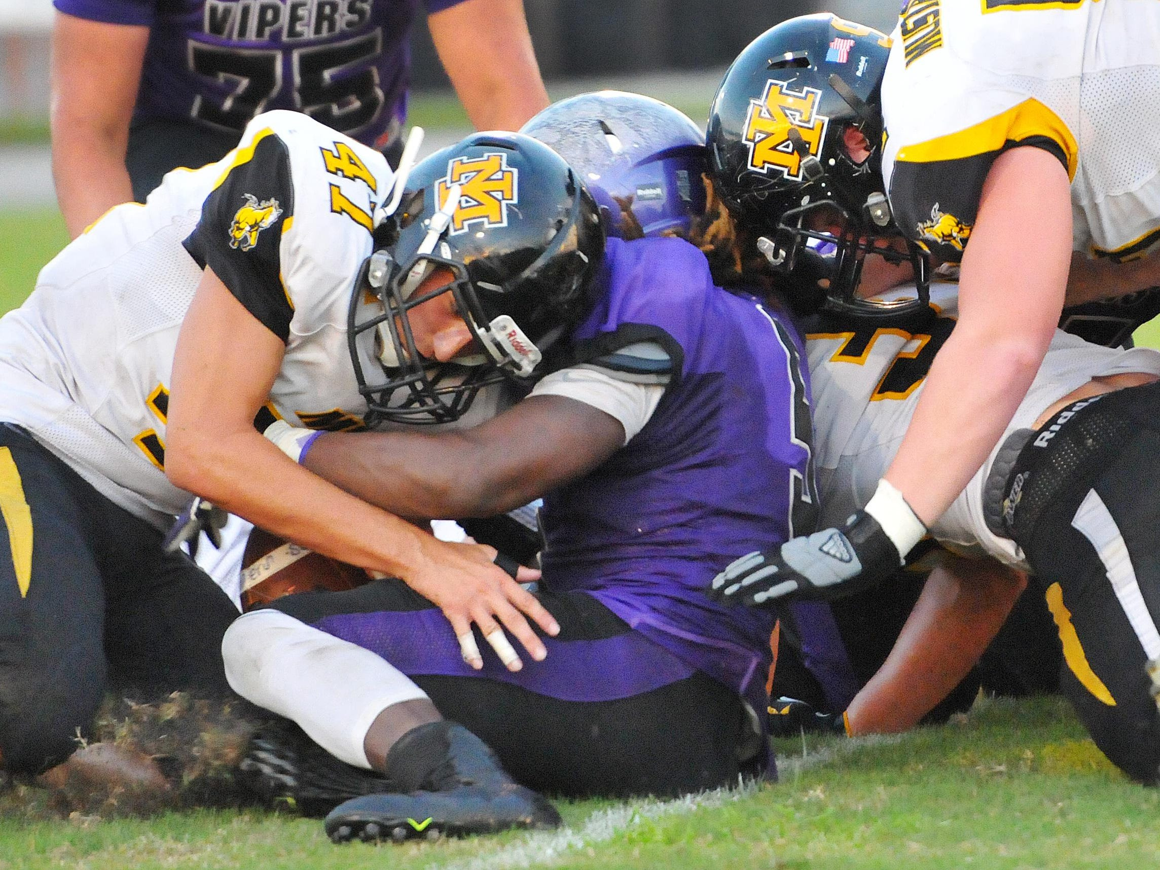 Merritt Island and Space Coast met earlier this season in Port St. John, and both play Thursday games this week.