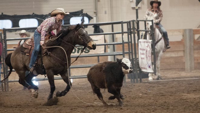 The 49th annual Spartan Stampede Rodeo hits the MSU Pavilion Friday, Feb. 16 through Sunday, Feb. 18.