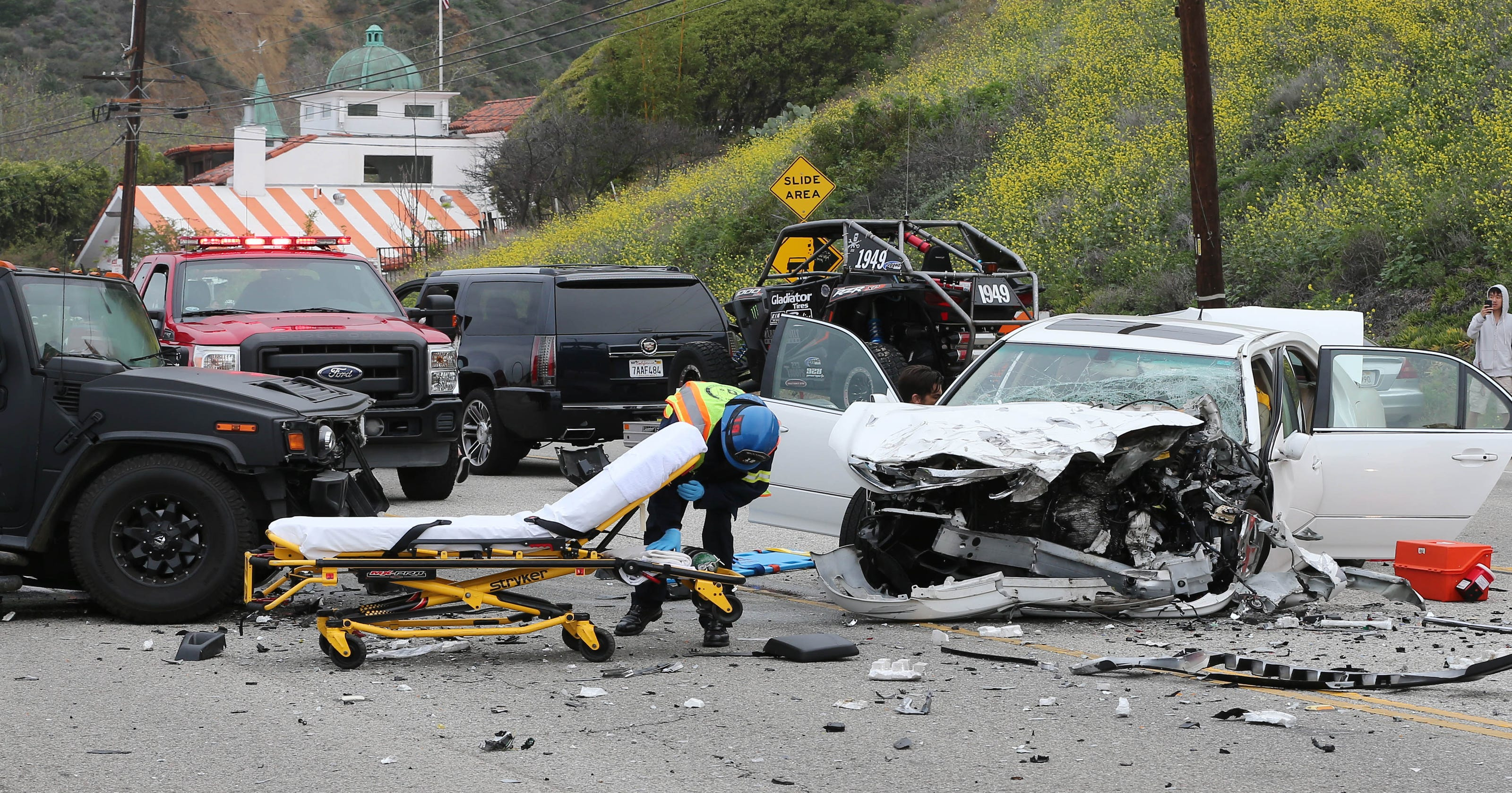 New Suit Filed Against Jenner In Fatal Car Crash