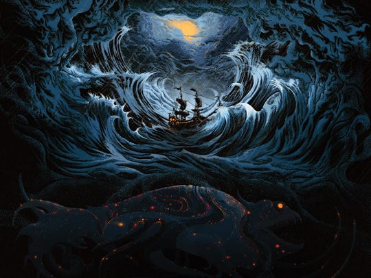 "Sturgill Simpson, ""A Sailor's Guide to Earth"""