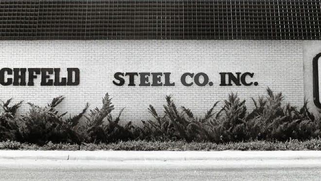 Hirschfeld Steel in San Angelo