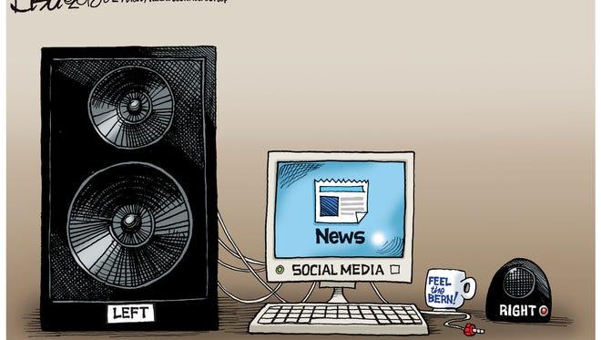 Liberal social media