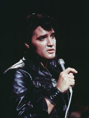 Elvis died in 1977.