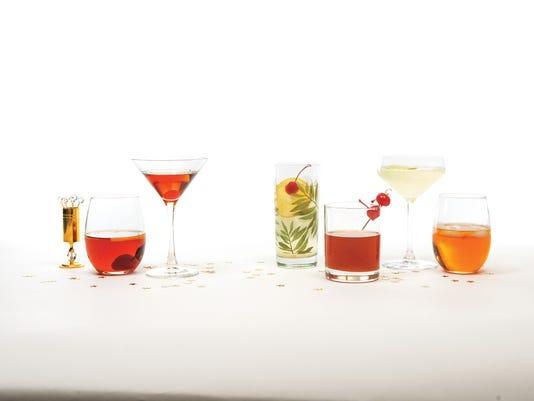 In Good Spirits - Vintage Drinks