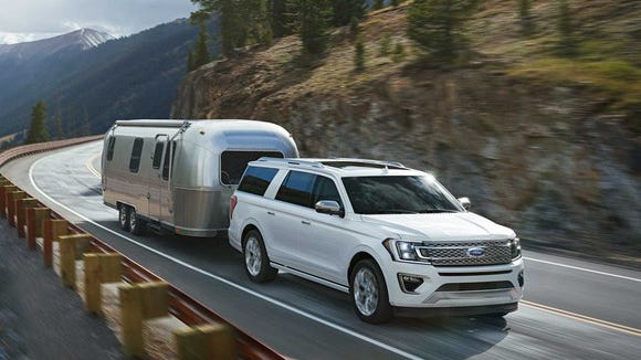 The all-new Ford Expedition is selling as fast as Ford can crank them out, at very strong prices.