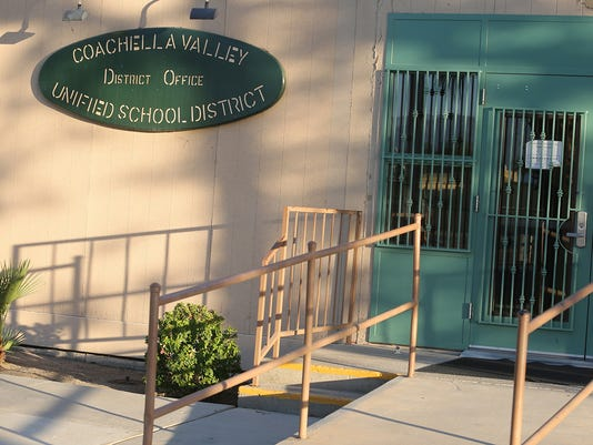 Coachella Valley Unified School District stockable