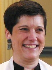 Teri Thomas is senior pastor at Northminster Presbyterian Church in Indianapolis.