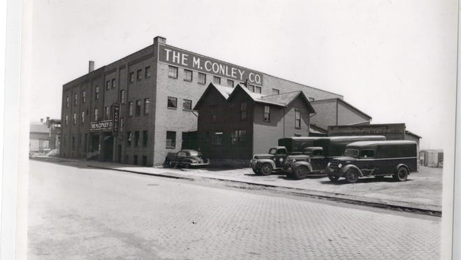 The M. Conley Co. is celebrating its 110th anniversary in Canton. The company is a wholesale distributor of paper, packaging, janitorial and food service materials and supplies.