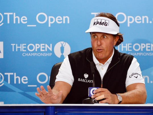 07-14-2014 Phil Mickelson press conferencer