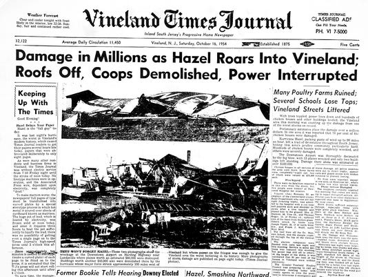 Historic Front Page Headlines