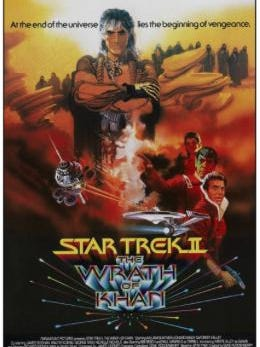 'Star Trek II: The Wrath of Khan'
