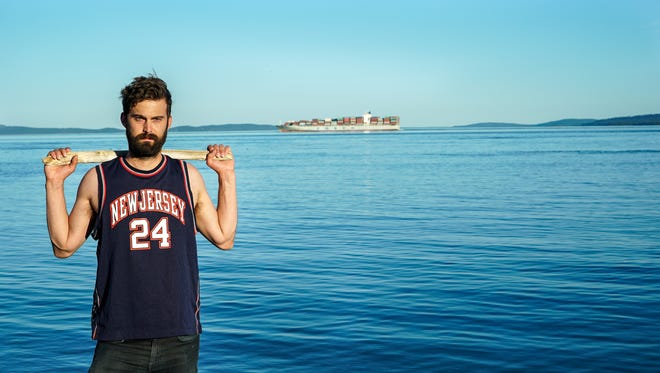 Vampire Weekend drummer Chris Tomson has stepped out from behind the drum kit to front his own band, Dams of the West.