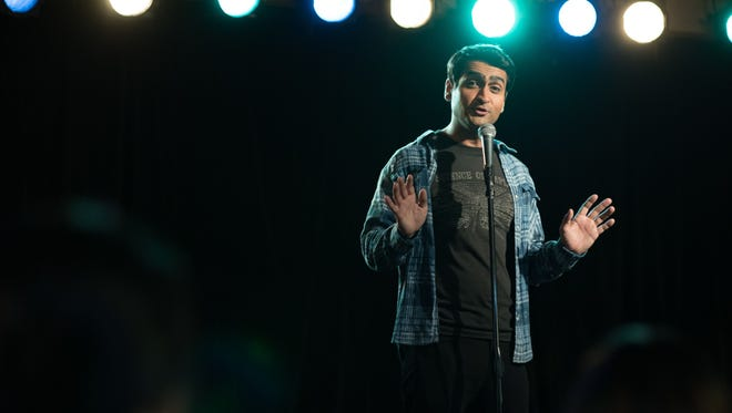 Kumail (Kumail Nanjiani) is a stand-up comedian coming up in Chicago in the semi-autobiographical 'The Big Sick.'