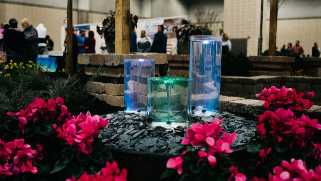 Dogwood Arts' 40th House & Garden Show is Feb. 16-18 at the Knoxville Convention Center in downtown Knoxville.