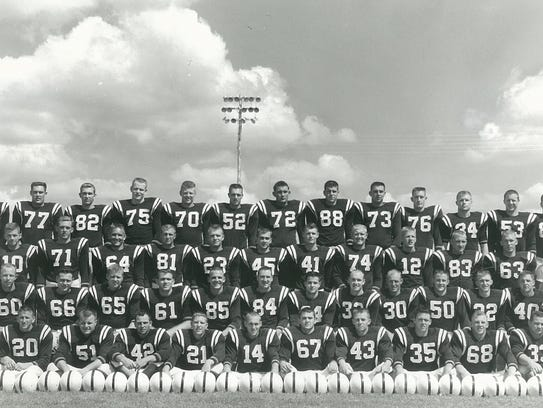 The 1958 Abilene Christian College football team was
