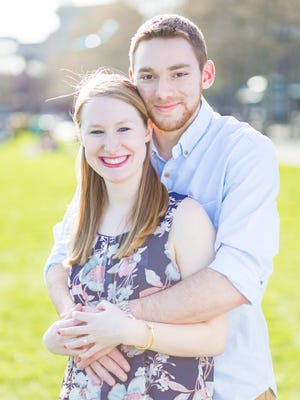 Elizabeth Cubbage and Jason Brouhard