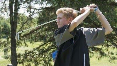 One of Plymouth's group of standout senior golfers is Jack Boczar, taking aim at another trip to the state finals.