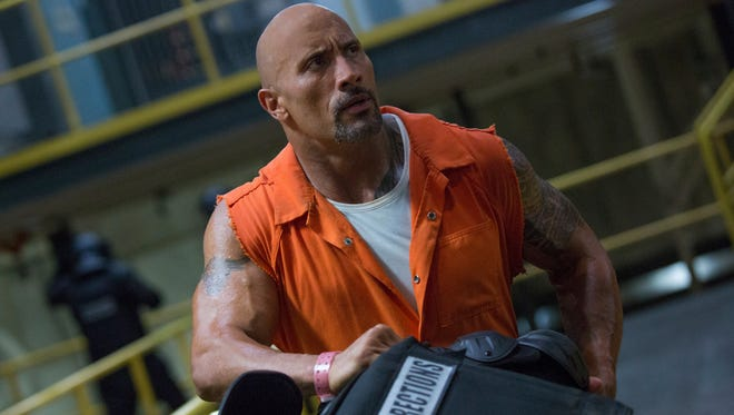 Luke Hobbs (Dwayne Johnson) could become an increasingly crucial part of the 'Fast and Furious' franchise in future movies.