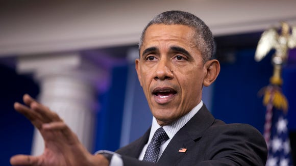 President Obama speaks about the new rules aimed at