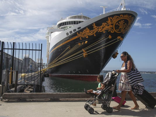 Is San Diego cruise business making a comeback?